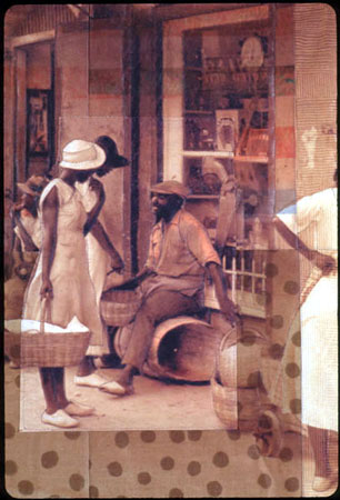 Through the Eyes of my Father 7: The Quarter in Bridgetown (Barbados 1940)